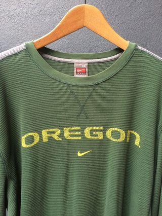 NIKE OREGON SWEATSHIRT