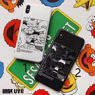 🚚 Kaws Sesame Street iPhone Case