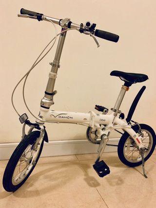 Bicycle Dahon Dove 單車送鎖鏈