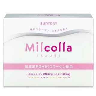 Milcolla 蜜露珂娜蛋白粉 (30包入)