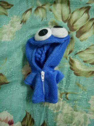 WTS GOTOON DOLL COOKIE MONSTER