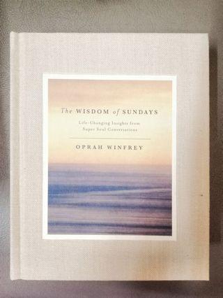 OPRAH WINFREY: The Wisdom of Sundays #MGAG101