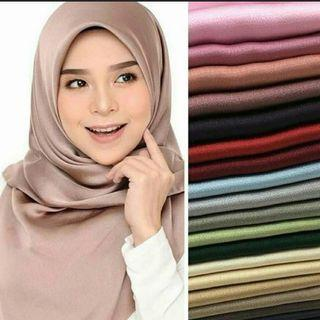 Shawl satin (available colors)