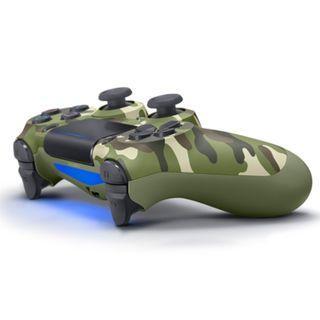 (Green Camo) PS4 Wireless Controller
