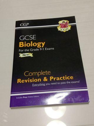 GCSE Biology For the Grade 9-1 Exams