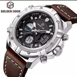 Jam tangan Fashion Mewah dan Casual