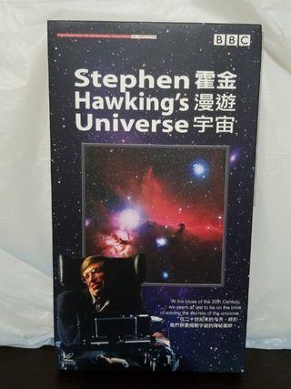 霍金漫遊宇宙 1-6set