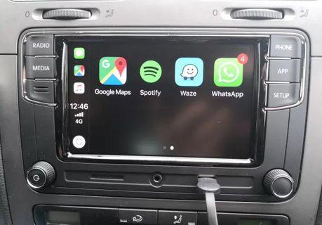 """VW RCD330G 330G Plus 6.5"""" CARPLAY ONLY"""