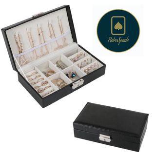 ☑️Jewellery Box Organiser