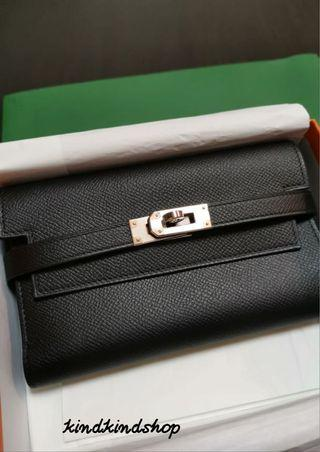 Hermes Kelly Compact Wallet
