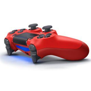 (Red) PS4 Wireless Controller