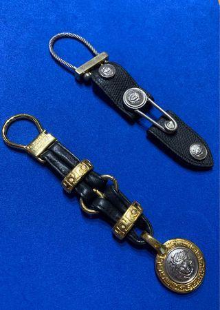 Versace Exotic key Chain