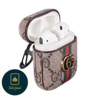 ☑️Gucci Apple Airpod Case