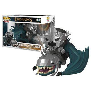 Funko Pop - The Lord Of The Rings - Witch King on Fellbeast