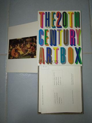 Gift Card (the 20th century artbox)