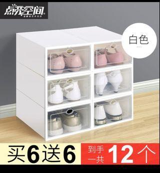 🚚 Shoe Box ( Buy6 get 12)