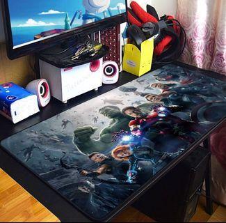 🚚 Marvel Avengers - Mouse pad / waterproof / Non-slip Mat