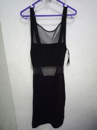 Black Dress Hitam