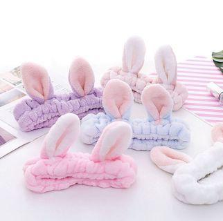 🚚 rabbit headband