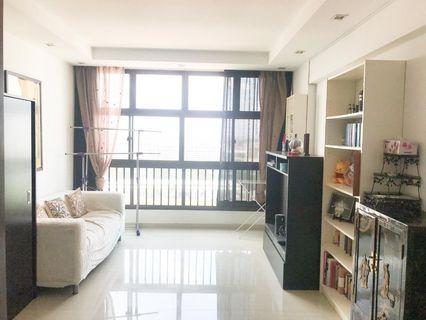 EUNOS MRT Rare High Floor Corner 4 Room Flat