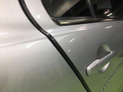Car door guard