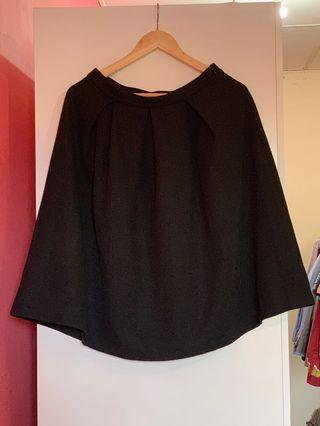 Calliope Pleated Midi Skirt