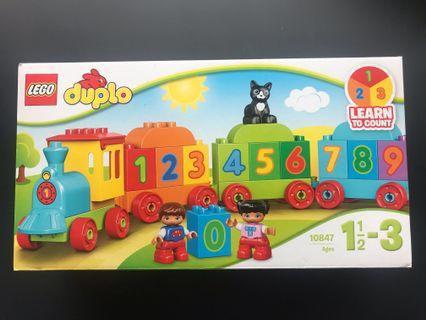 🚚 Lego Duplo My First Number Train