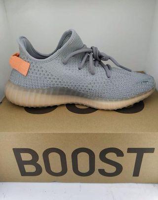 """13389 Adidas Yeezy Boost 350 V2 True Form """"grey"""""""