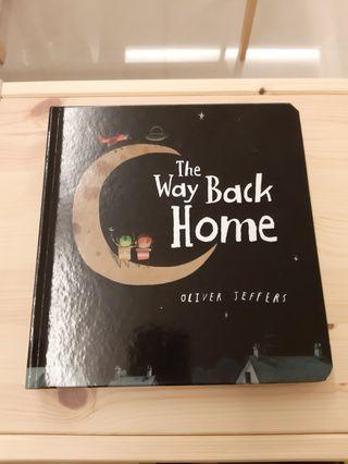 The way back home (board book)