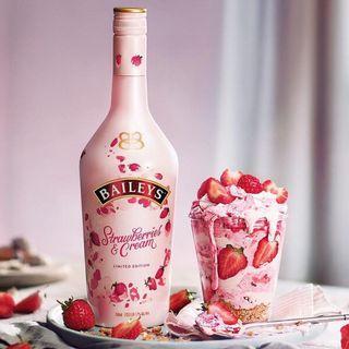 Baileys Limited Edition Strawberries & Cream