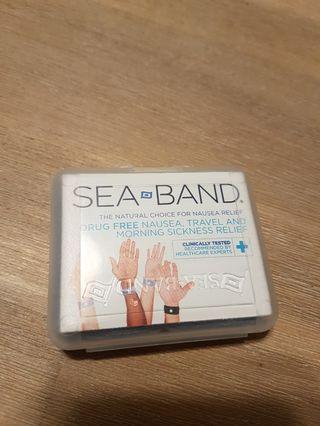 🚚 Sea Bands for Nausea and Morning Sickness Relief