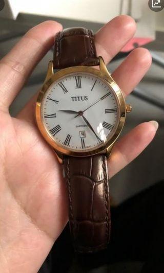 titus watches