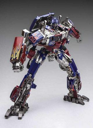 Transformers Optimus Prime SS05 Alloy
