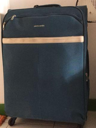Pierre cardin soft case luggage koper 32""