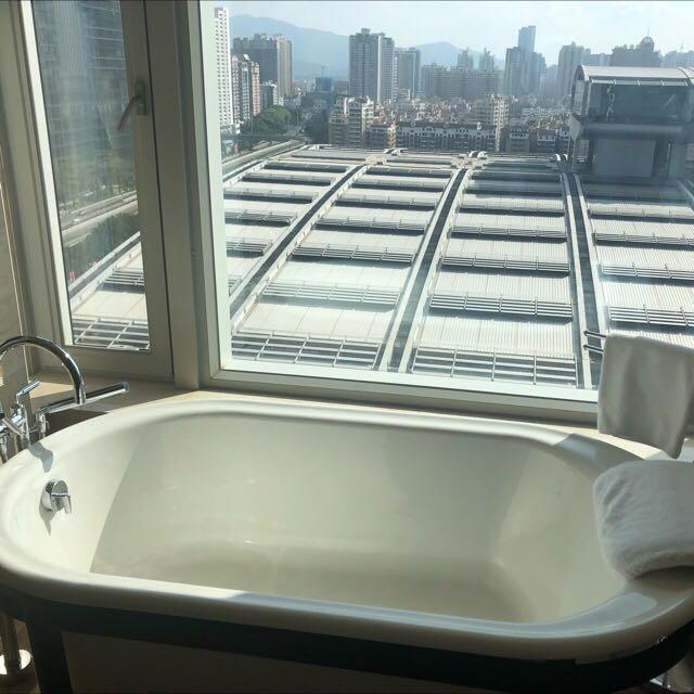 再特價 豪嘆放鬆的選擇(Ritz Carlton hotel ) 深圳🎊🎊🎊🎊(暑假都可用)