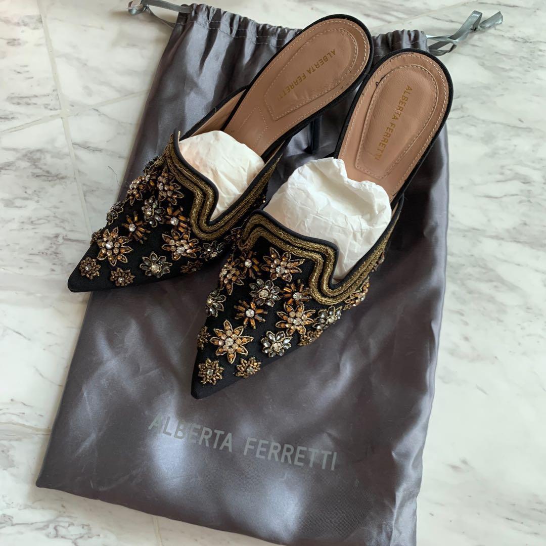alberta ferretti shoes sale