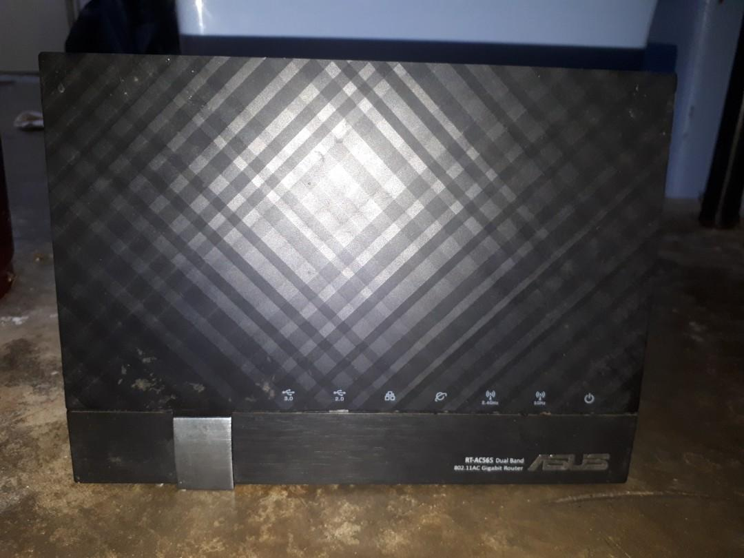 Asus RT-AC56S Router on Carousell