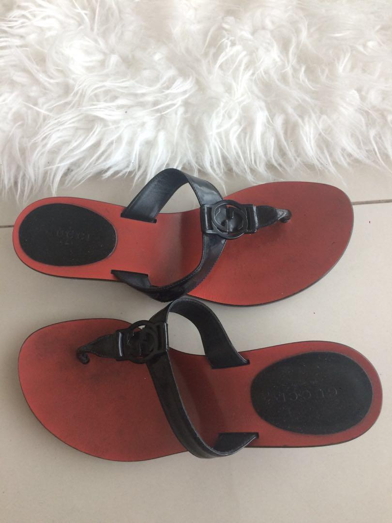 Reprice: Authentic Gucci sandals
