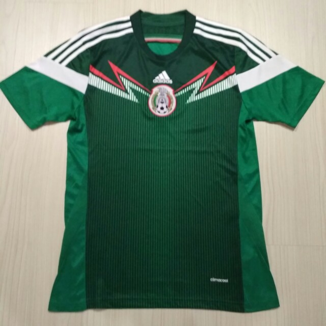 competitive price 71282 e05f5 Authentic Original Adidas Mexico WC soccer jersey size M