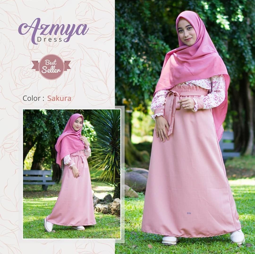 Azmya Dress by Jilbrave (Iris)
