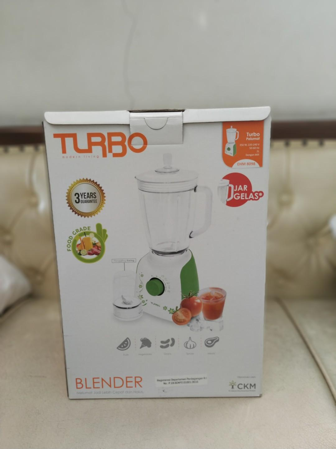Blender Turbo type EHM 8098