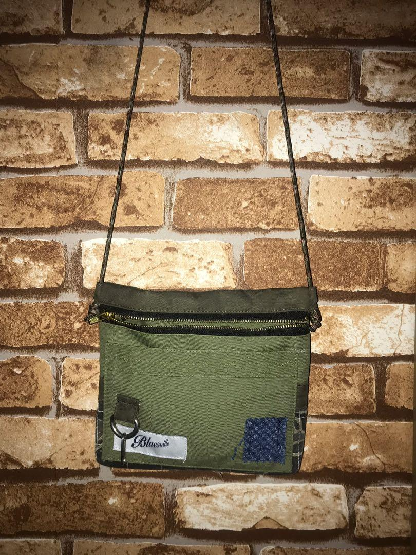 Bluesville Olive Easy Bag