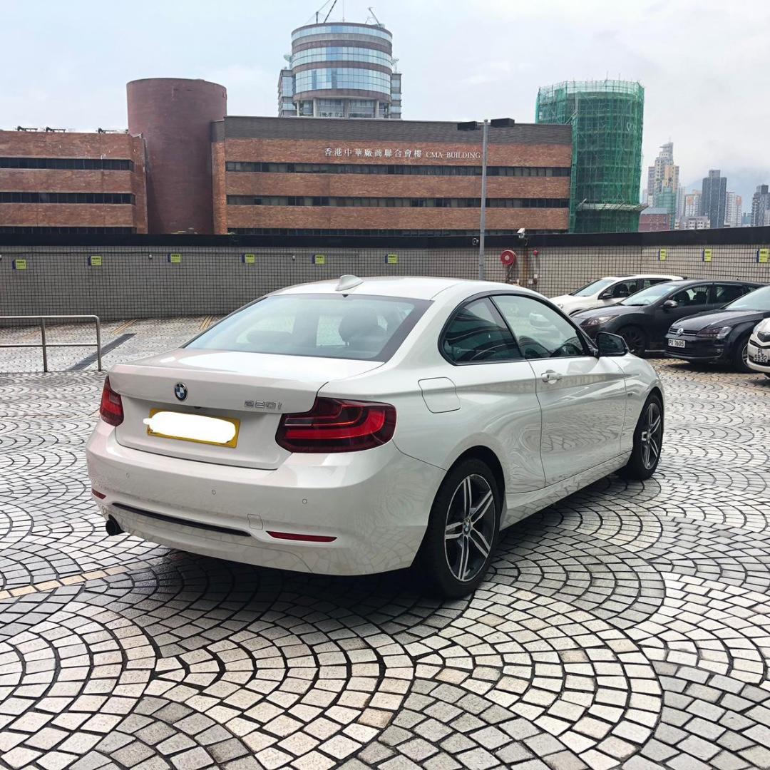 BMW 220i 2014