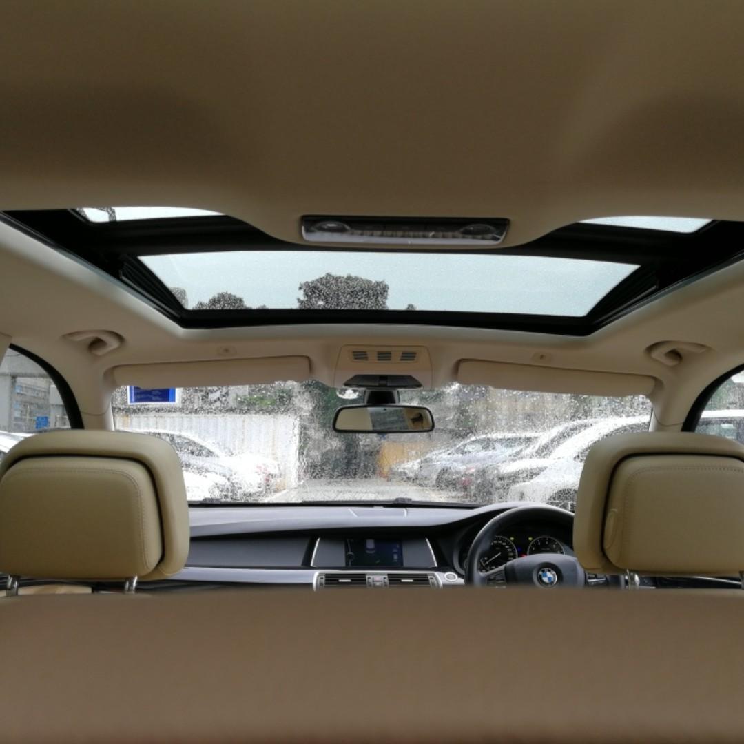 BMW 535I GT 2011