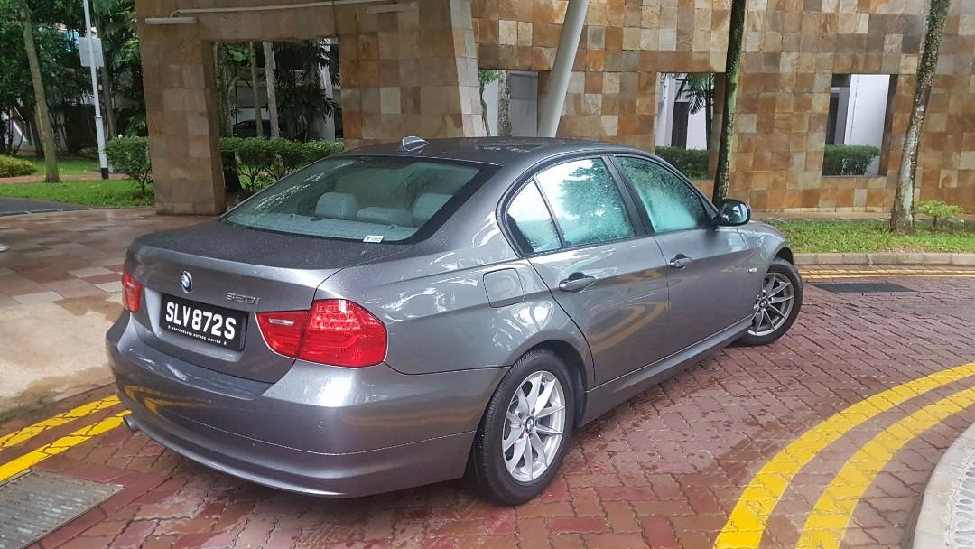 BMW rental (collect punggol any day)
