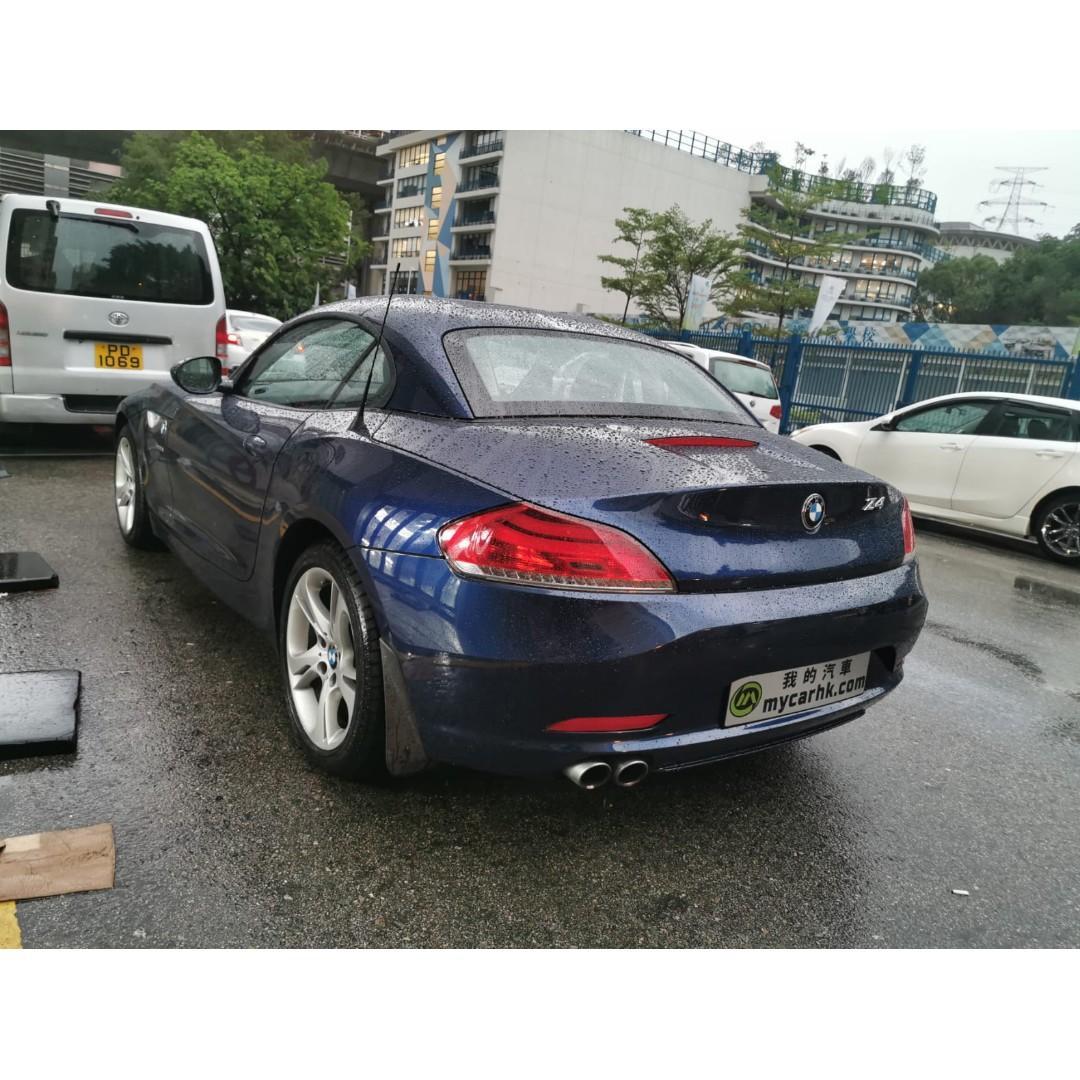 BMW Z4 2.5 2009