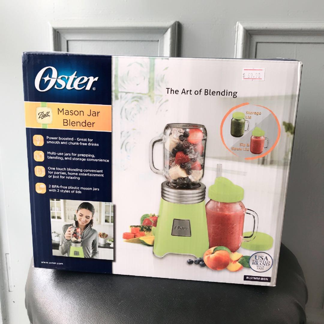 BN Oster Mason Jar Blender