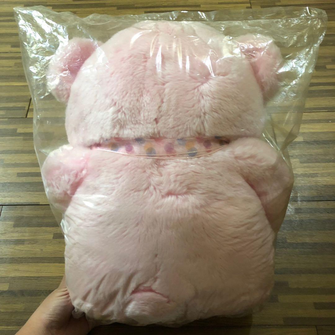 Boneka Big Teddy Bear Pink