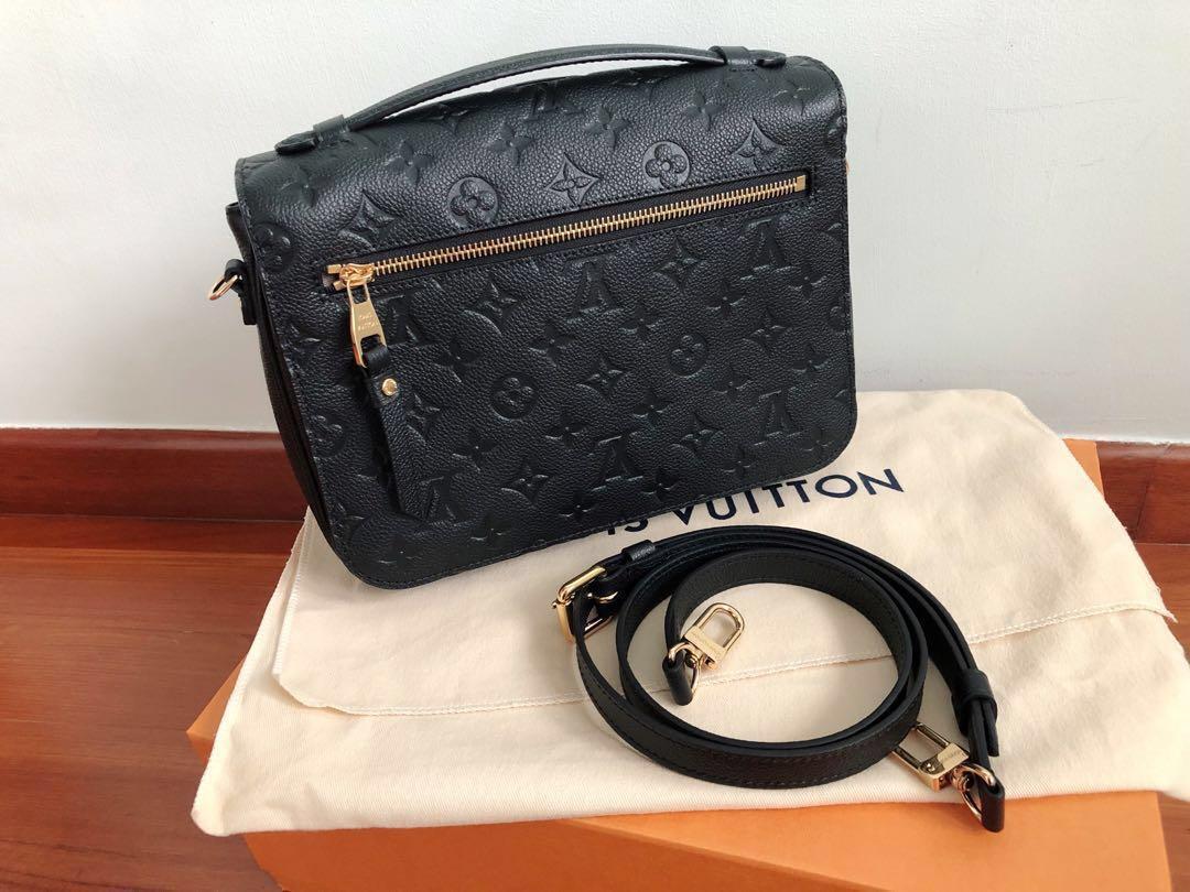 Brand New Louis Vuitton Pochette Metis