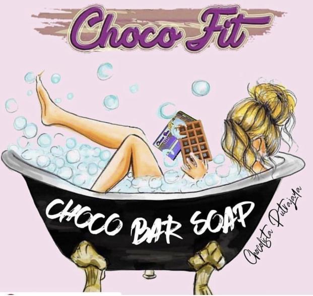 Chocobar soap